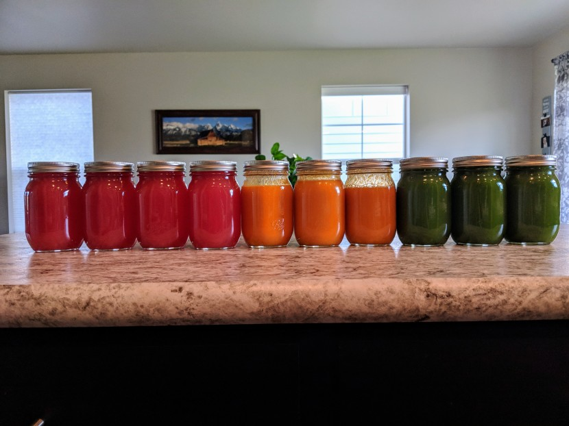 8 Juicing Recipes